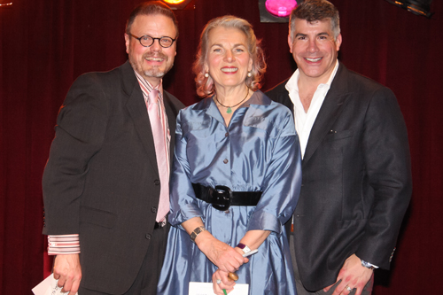 Broadway Bears Benefit Auction with Lorna Kelly, Scott Stevens and Bryan Batt